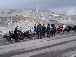 Stelvio Experts on the road 2008