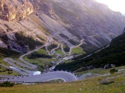 Stelvio Pass south