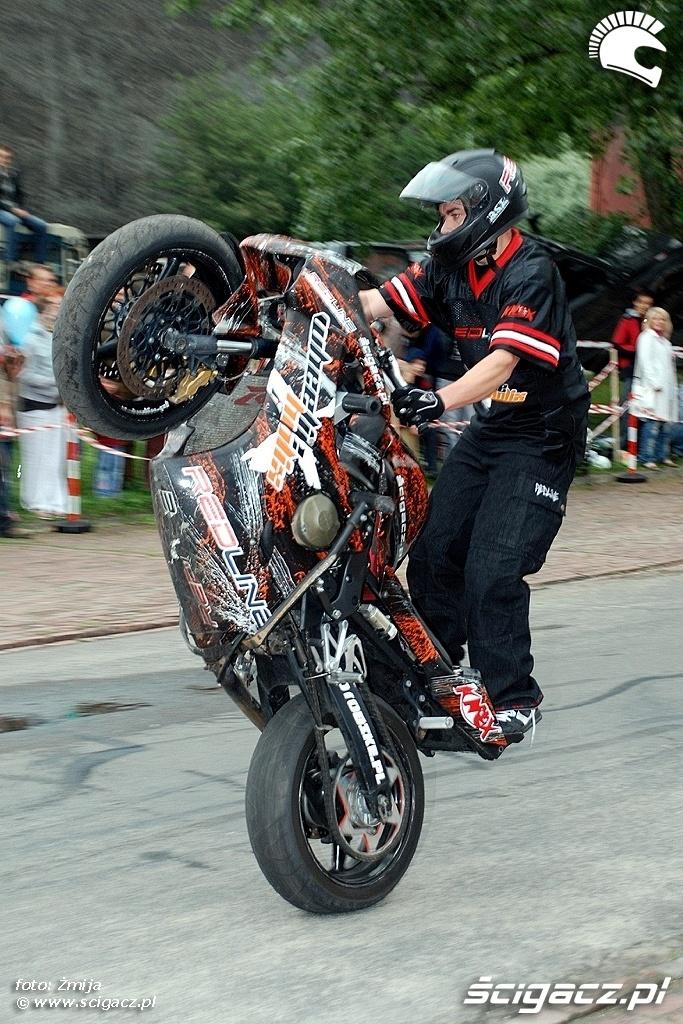 WHS stunty w Miedzylesiu