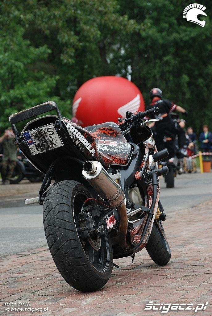 Wheelieholix bike