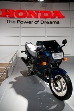 honda vfr the power of dreams