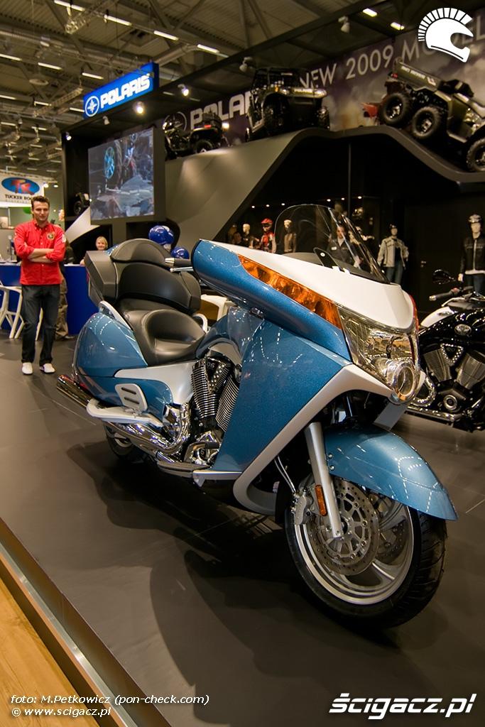 victory motocykl intermot koln