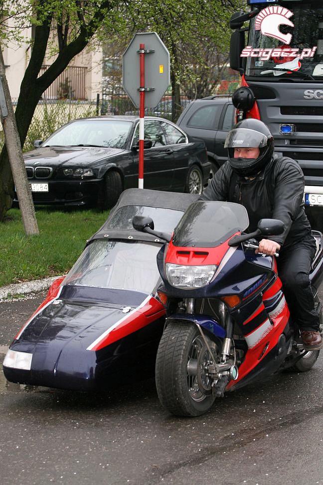 Hoonda.pl • Honda CBF dla dwojga ;)