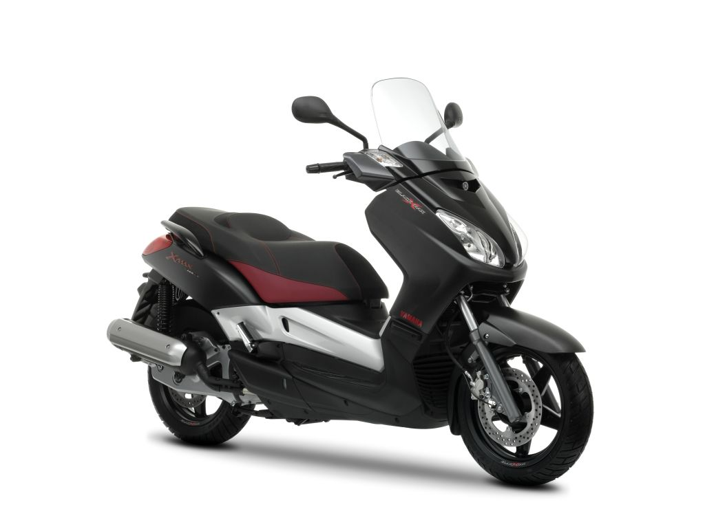 yamaha black x max 125 i 250 na 2009. Black Bedroom Furniture Sets. Home Design Ideas