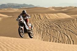 Dabrowski Dakar 2012