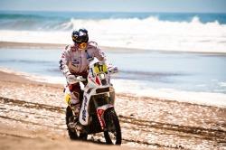 Jacek Czachor Dakar 2012