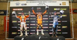 top3 Barcelona Indoor Enduro 2011