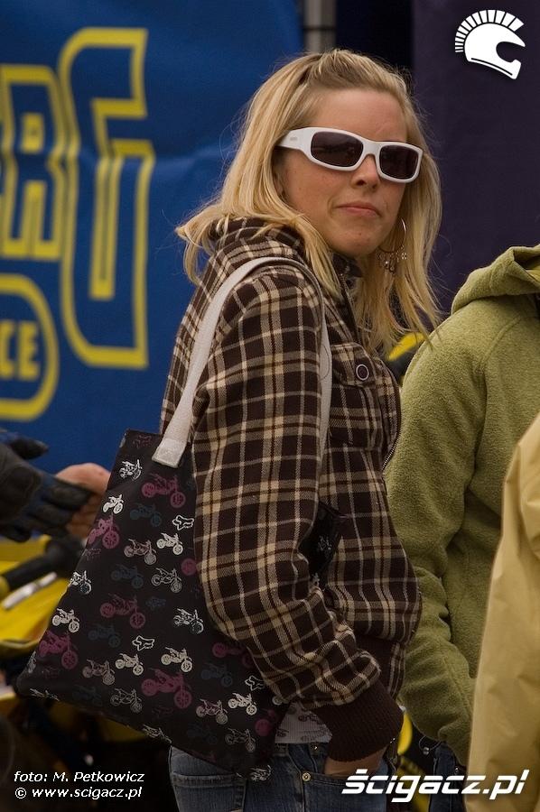 dziewczyn fanka fox torba erzberg