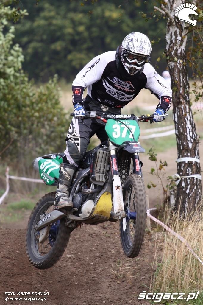 Cross Country Mistrzostwa Polski Romanowka 2009 Wysocki