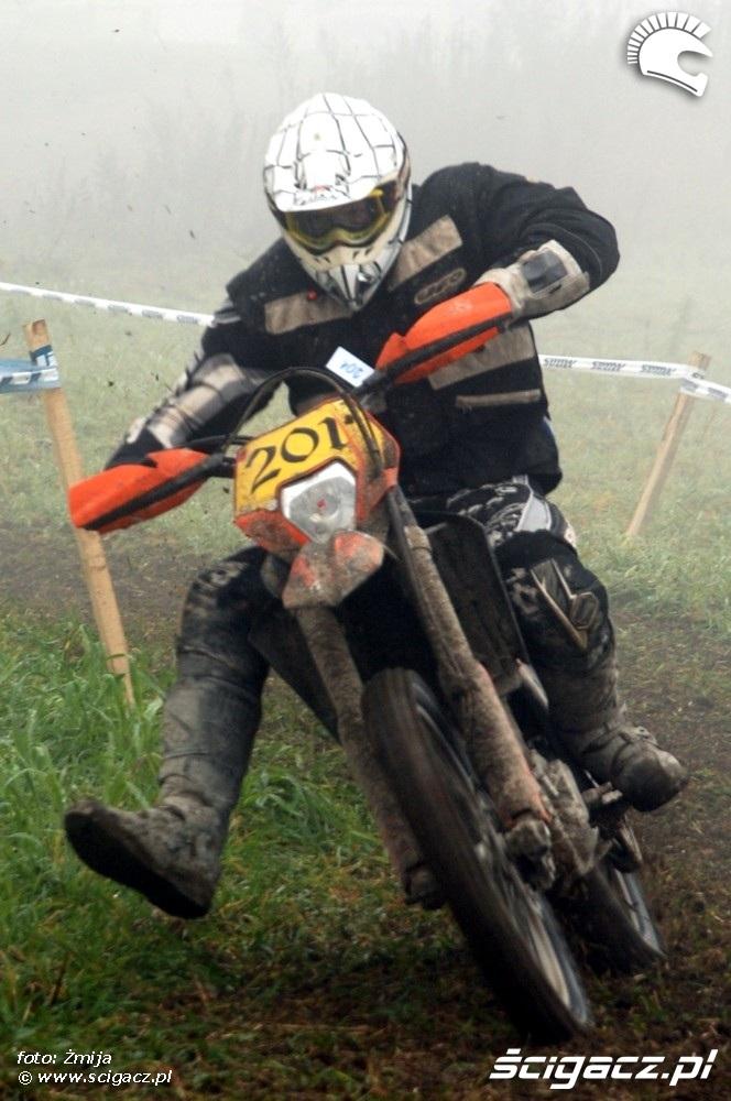 Finalowa Runda Mistrzostw Polski 2008 w Opolu KTM na luku