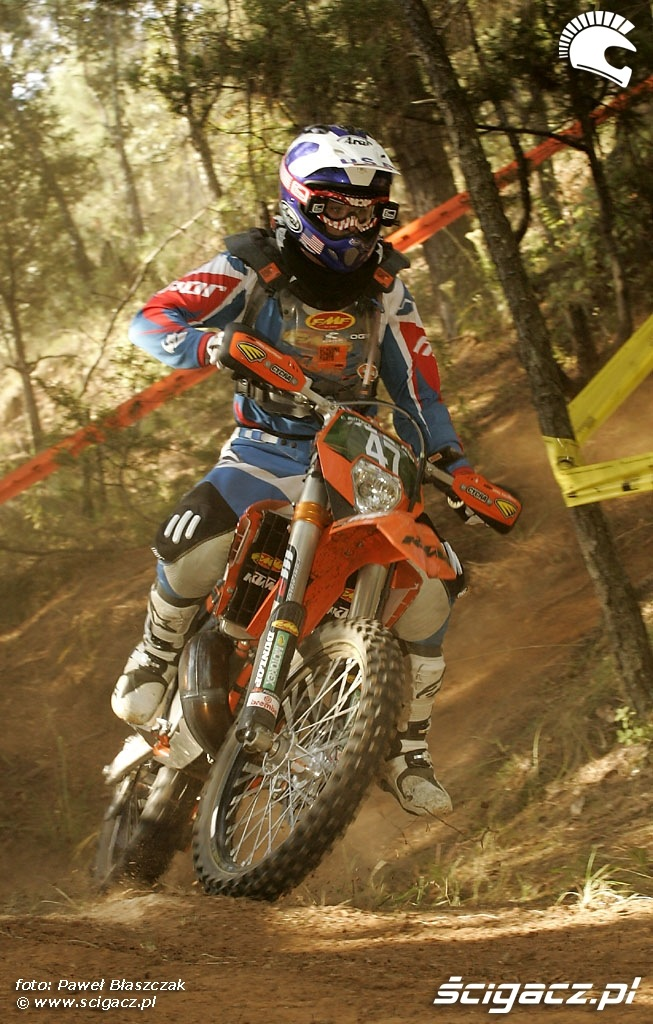 International six days enduro 2010 - day one 7