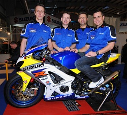 Suzuki Grandys Duo Team