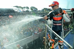 Stoner MotoGP 2012 PhillipIsland podium