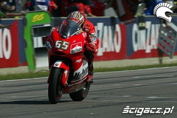 2004 Capirossi Ducati