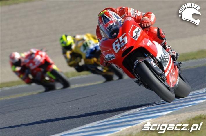 2006 Loris Motegi Ducati