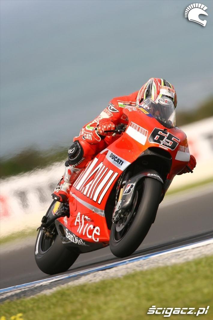 2007 Capirossi Ducati
