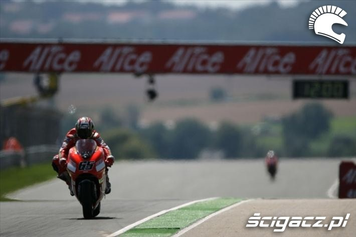 2007 Capirossi Ducati Marlboro Team