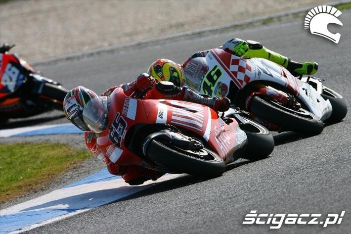 2007 Capirossi Rossi
