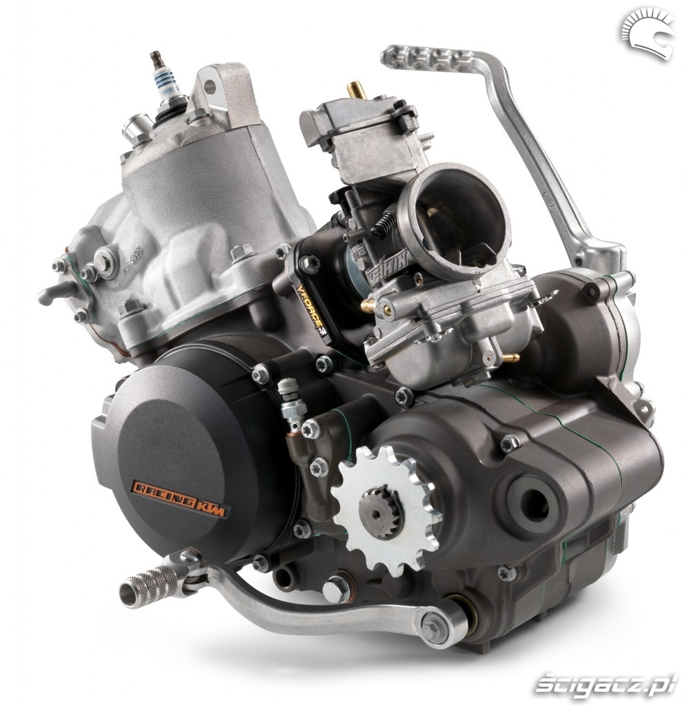 Ktm  Stroke Carb Tuning