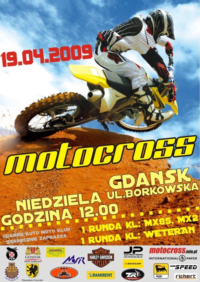 motocross w gda?sku