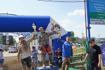 I runda podium Quadcross