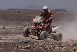 Pustynia Atacama Rafal Sonik Dakar