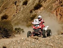 Sonik Rafal 11 etap Dakar 2010