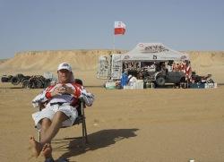 Sonik chill out pustynia rajd faraonow