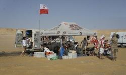 namiot ATV Polska Sonik Rajd Faraonow