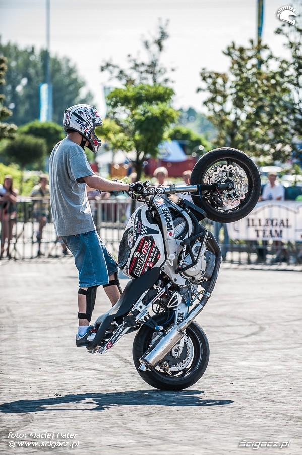 Cracow Stunt Cup treningi