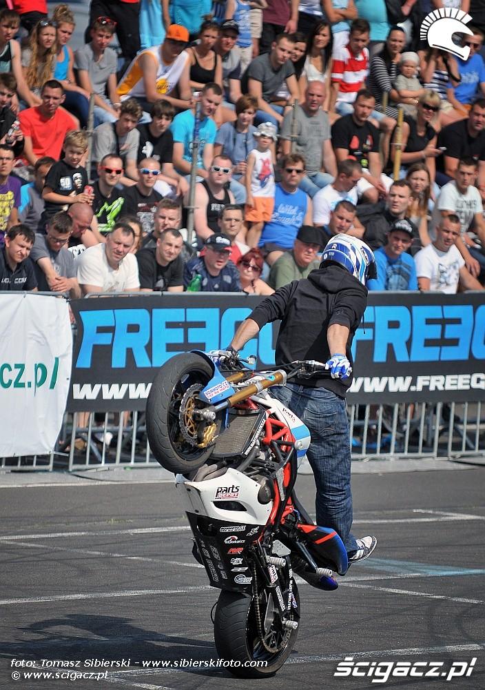 Martin Kratky Stunt GP 2014