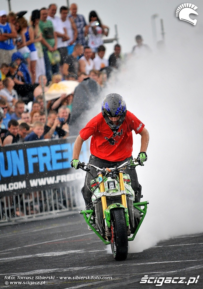 Matija Podhraski Stunt GP 2014