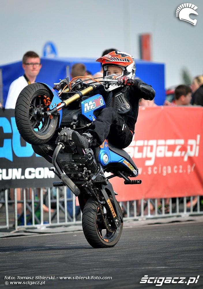 Piotr Zalewski Stunt GP 2014