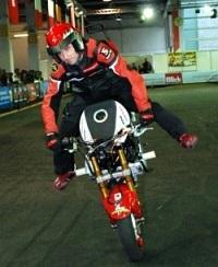 Stunt Freestyle championship 2009 Zurich relacja