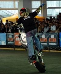Stunter 13 Circles Freestyle World Championship Zurich relacja