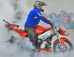 Ostry burnout