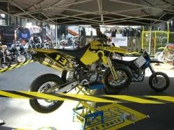 motocykl supermoto