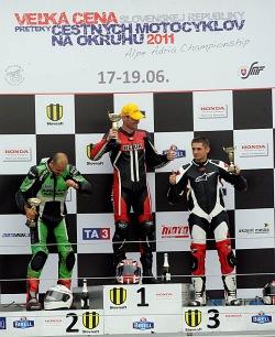 podium volna do 600 wyscig amatorzy slovakiaring e1 mg 0280