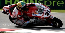 World Superbike BrnoTroy Bayliss Ducati xerox Team