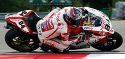 World Superbike Brno Michel Fabrizio race