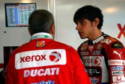 World Superbike Brno Xerox Ducati Team