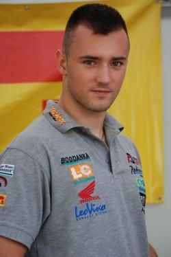 Marcin Walkowiak Superstock 1000 Brno