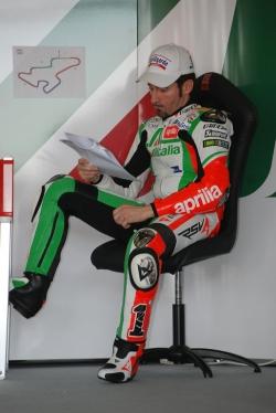 Max Biaggi boksy Brno
