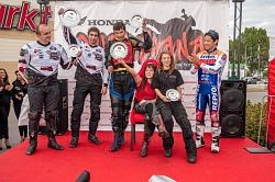 Honda Gymkhana 2012 zwyciezcy