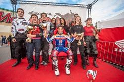 Honda Gymkhana Fujinami i zawodnicy