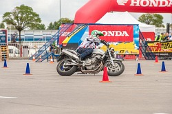 Hornet Honda Gymkhana