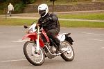 miejska Honda CRF250L