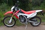 mostek Honda CRF 250L