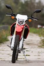 przod Honda CRF 250L