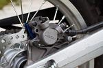 zacisk tylny Honda CRF 250L